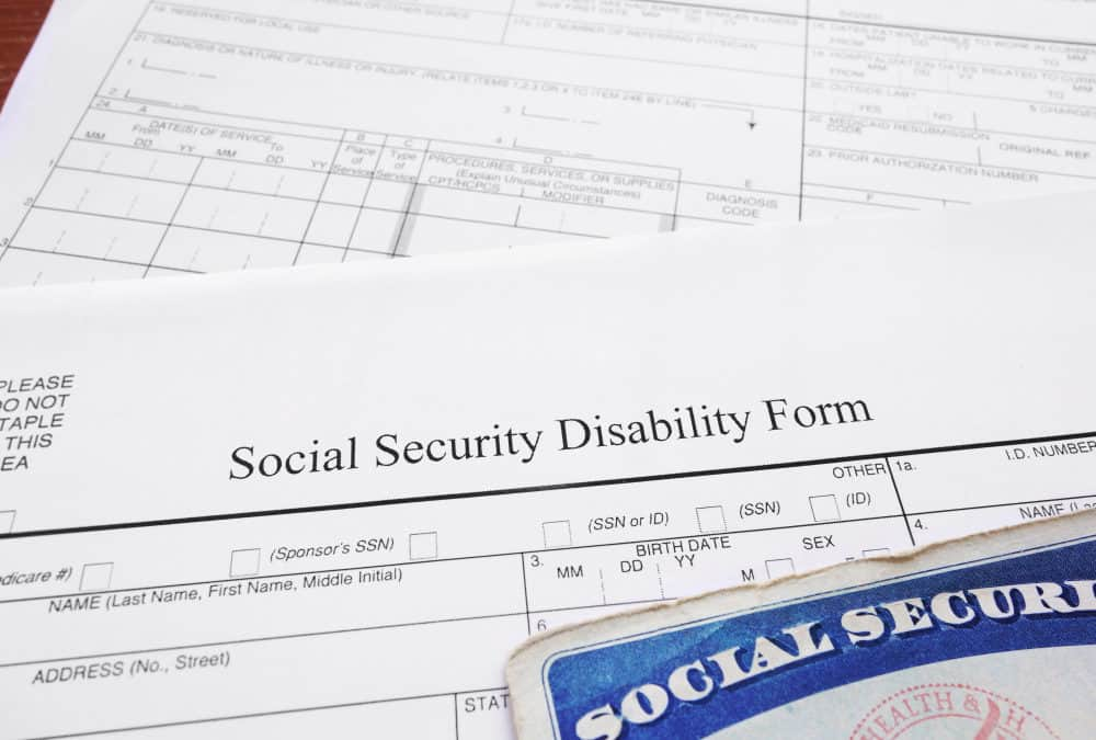 Increase the chance of success of your social security claim